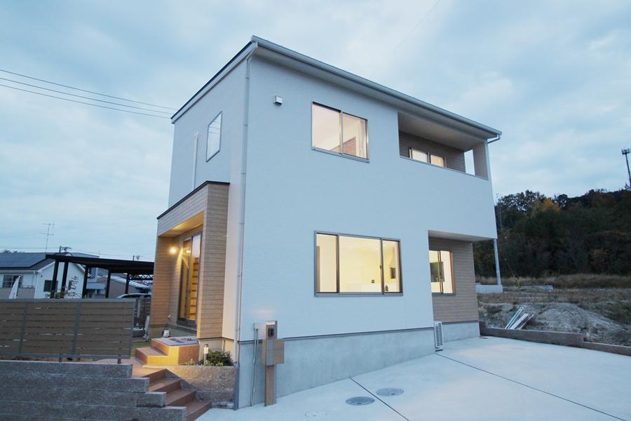 瀬戸市モデルハウス画像